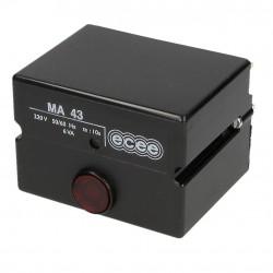 ECEE MA43 automat palnikowy, sterownik