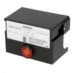 LGB 22.330 A27 Siemens, automat sterujący, sterownik palnika
