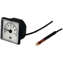 TEE48/150 termometr tarczowy 48 x 48 mm